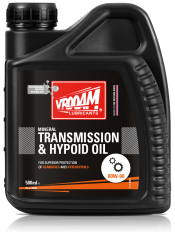 VROOAM Mineral Transmission & Hypoid Oil 80W-90  ref