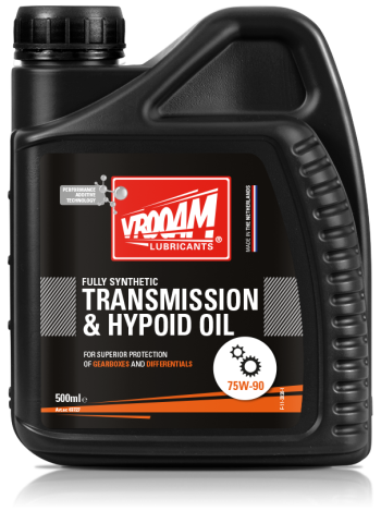 VROOAM Fully Synthetic Transmission & Hypoid Oil 75W-90 ref