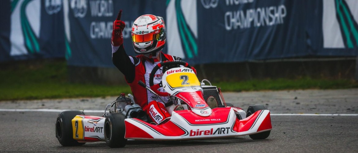 Great victories for VROOAM racing partners at the Karting World Championship KZ 2019 and Karting International Super Cup KZ2 2019 in Lonato last weekend.