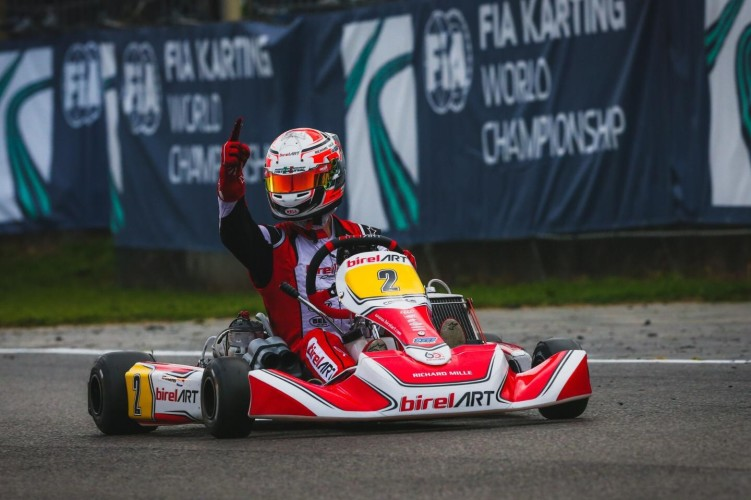 Great Victories For Vrooam Racing Partners At The Karting World