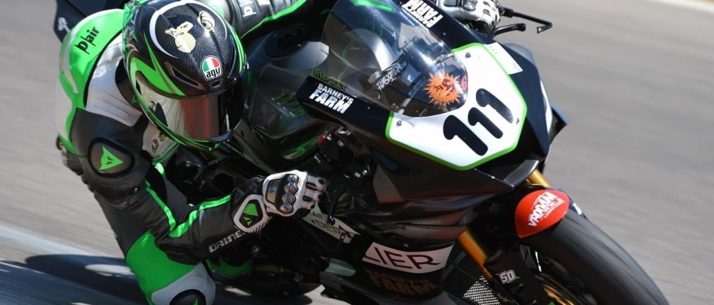 Riders Profile of Ashwin van der Flier