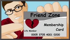 ontsnap de friend zone