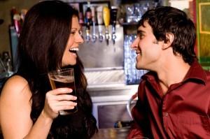 vrouwen flirten