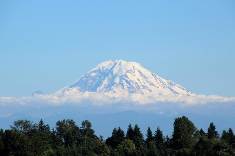 Mount Rainier - Seattle