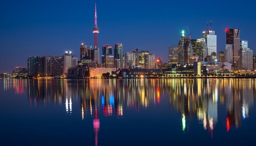Ontario stedentrip Canada