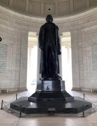Washington Thomas Jefferson