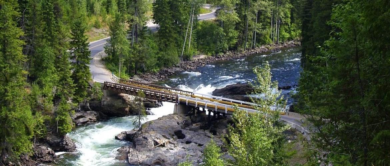 Wells Gray Provincial Park, welkom in de Canadese wildernis