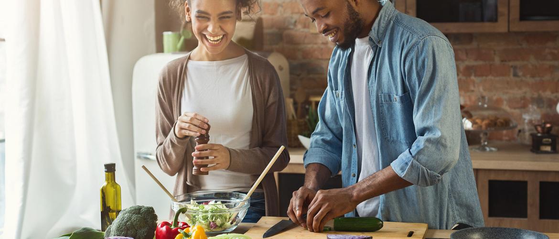 Wil jij gezond eten? Zo maak je er een gewoonte van...