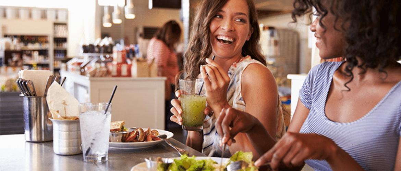 Met deze 8 tips kan jij in het vervolg gezond uit eten!