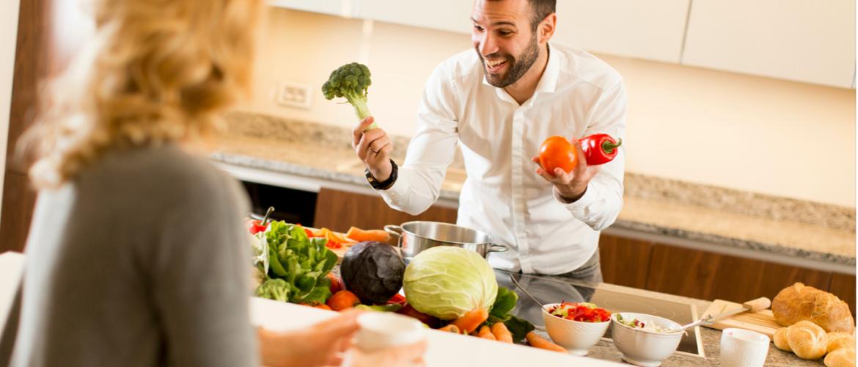Wil jij gezonder gaan leven? Verleg dan de focus en start met het creëren van een gezond voedingspatroon...