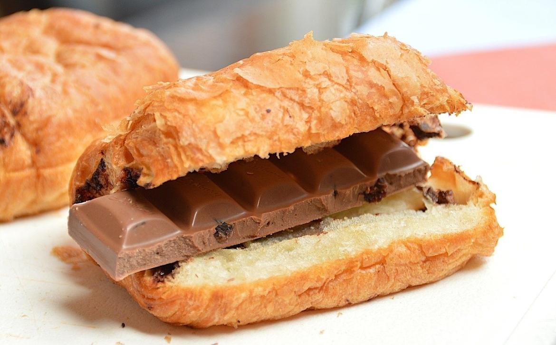 Wat als je niet meer afvalt, eet je soms een chocolade croissant