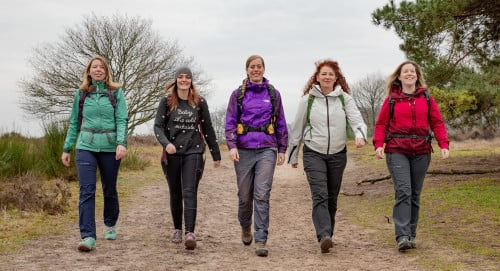 Outdoorbloggers wandeeln