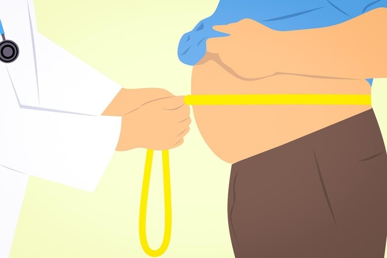 buikvet meten als voorspeller voor gezondheidsproblemen