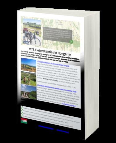 Fietsvakantie-brochure Fietsen in Hongarije