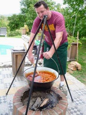 Heerlijk eten in Hongarije