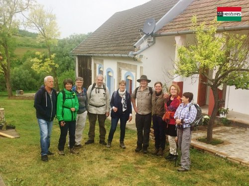 Wandelen in Hongarije groep