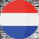 Nederlandse begeleiding - NL Vlag rond