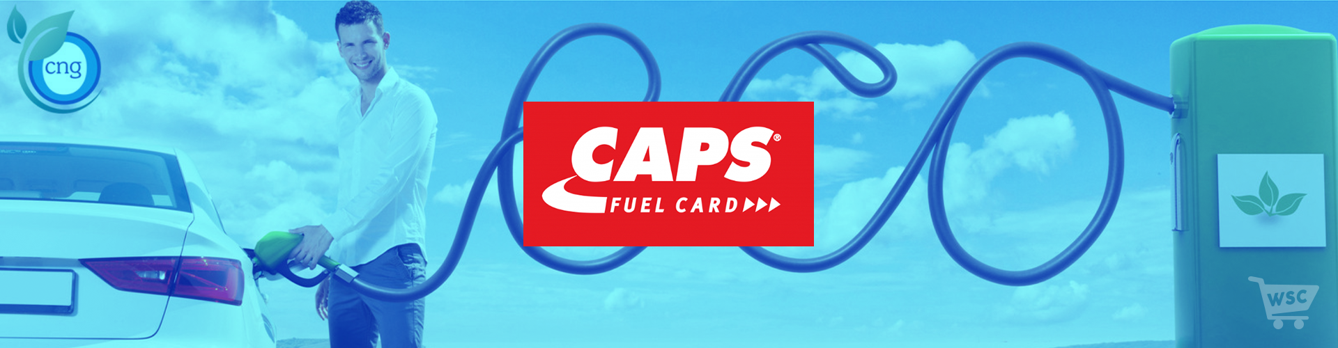 Capscard Fuel Card g&v