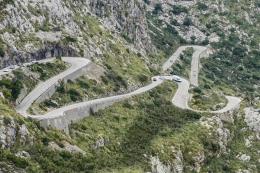 Bergketen 'Serra de Tramuntana' Mallorca
