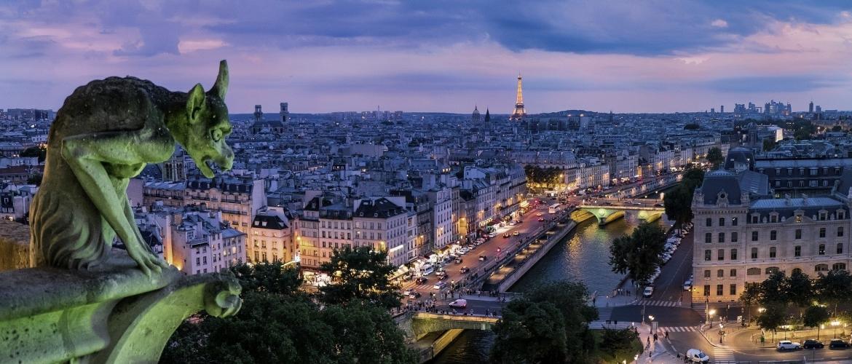 5 Bezienswaardigheden in Parijs