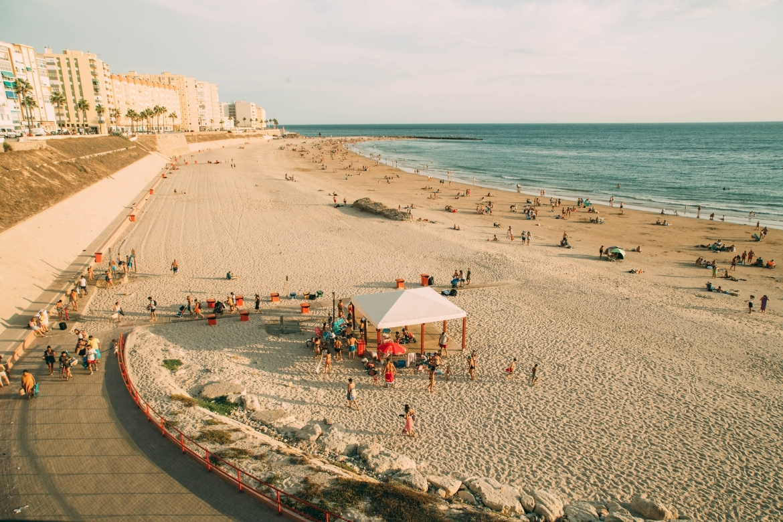 cadiz-strand-zee