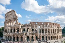 Stedentrip Rome Colosseum