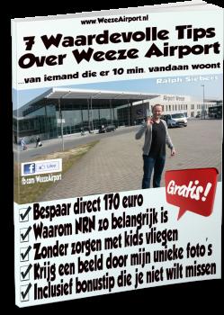 ecover-weeze-airport boek