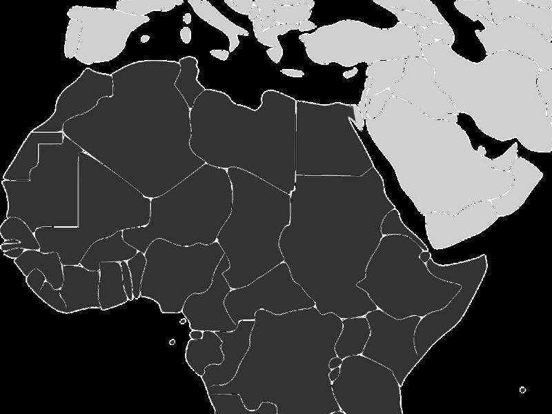 kaart-afrika