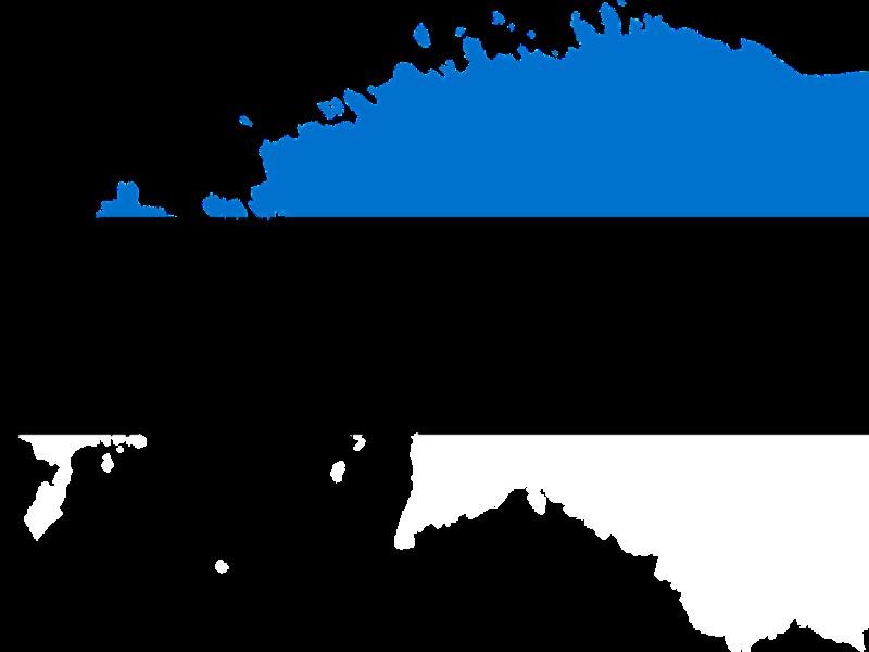 kaart-vlag-estland