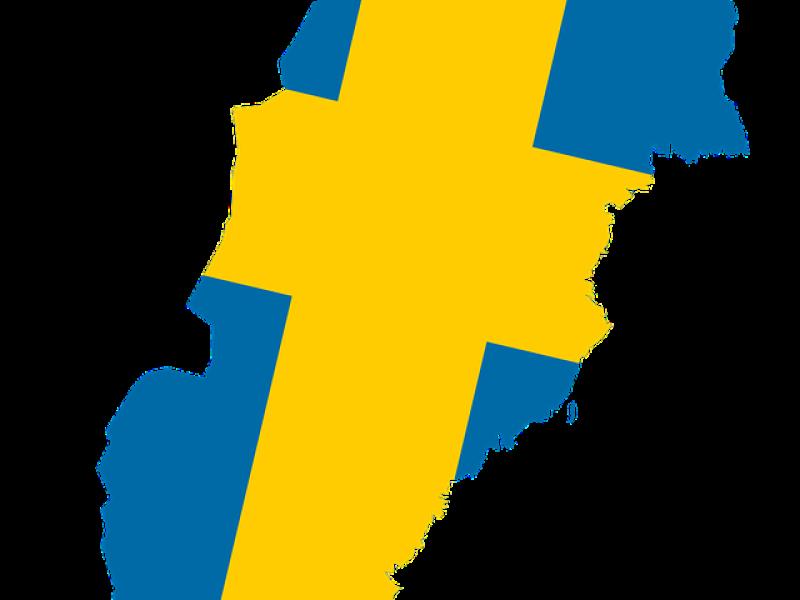 kaart-vlag-zweden