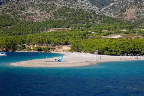 Kroatië strand
