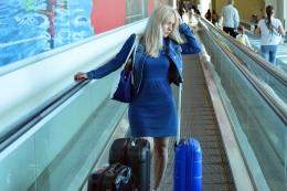 luchthaven-reizigster