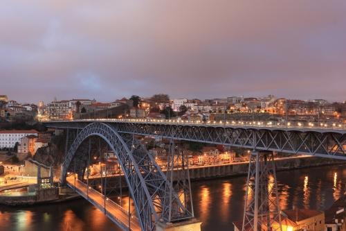 Stedentrip Porto Ponte Luis I brug