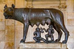 Romulus en Remus stedentrip Rome