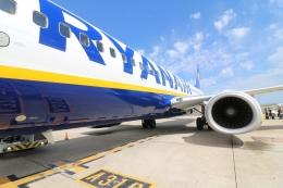 Vliegtuig Ryanair