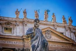 Stedentrip Rome kerk