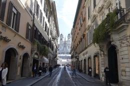 Stedentrip Rome straten