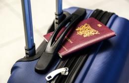vlucht vertraagd paspoort
