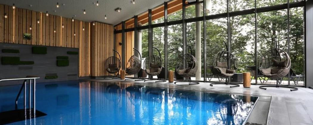 Berghotel Oberhof voor een actieve wellnessbreak
