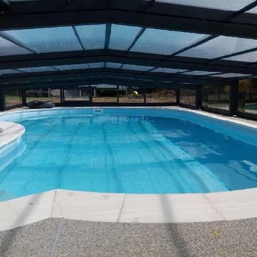 opties en extra's zwembad overkapping