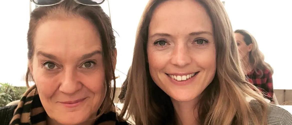 Op bezoek bij Facebook in Palo Alto, interview met Antoinette Hoes