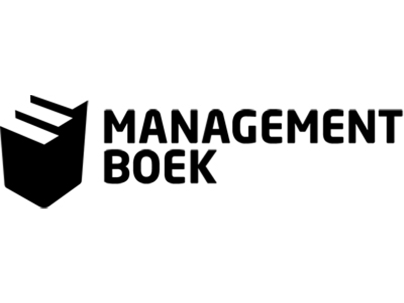Logo management boek