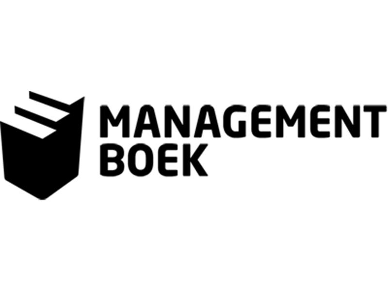Logo management boek