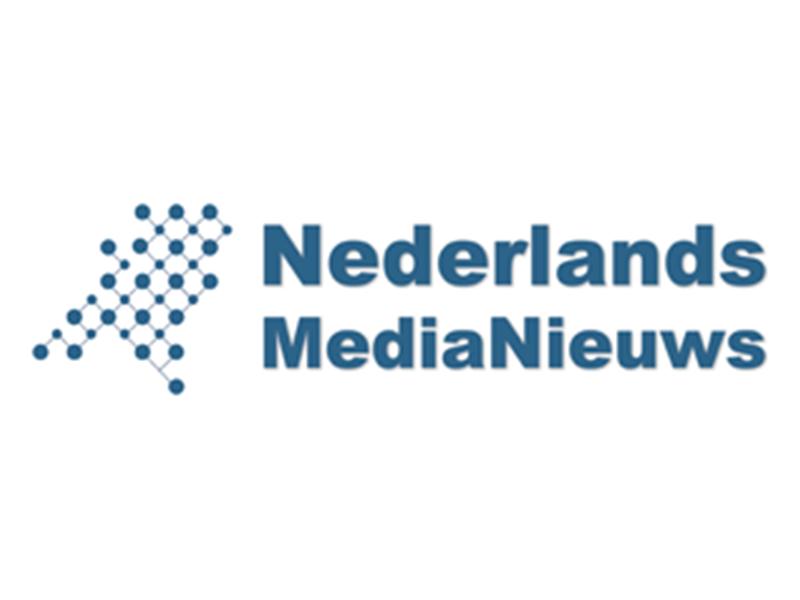 Logo Nederlands media nieuws
