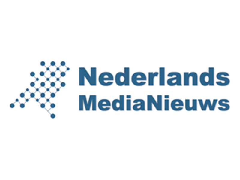 Logo Nederlands media nieuws