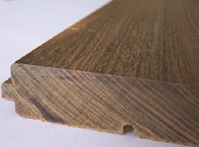 Massief houten vloer in eiken of essen