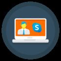 Skype intake B-Securité