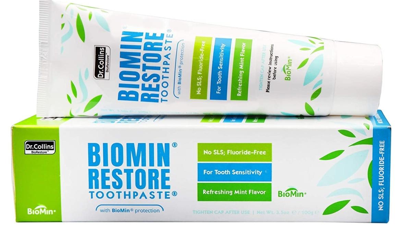 best toothpaste sensitive teeth