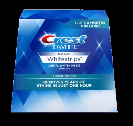 Crest 3D 1 Hour Express