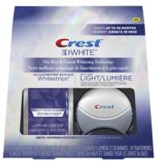 Crest 3D White Whitestrips With Light